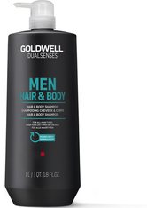 Goldwell Dualsenses Men Hair & Body Shampoo 1000 ml Duschgel