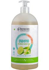 BENECOS - benecos Produkte benecos Produkte Shampoo - Freshness Adventure 950ml Haarshampoo 950.0 ml - Shampoo & Conditioner
