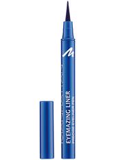 Manhattan Make-up Augen Eyemazing Liner Nr. 77L Bluelesse 1,20 ml