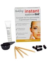 GODEFROY - Godefroy Instant Eyebrow Tint Komplett-Set für permanente Augenbauen-F - AUGENBRAUEN