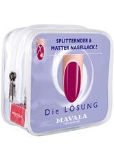 "Mavala Solution ""Splitternder & matter Nagellack"", Set, keine Angabe"