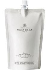 Molton Brown Coastal Cypress & Sea Fennel Fine Liquid Hand Wash - Refill Pouch 600 ml Flüssigseife
