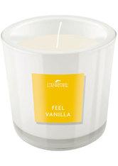 LaNature Duftkerze im Glas, 1 Docht Feel Vanilla