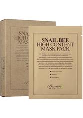 Benton Produkte BENTON Snail Bee High Content Mask Pack 10-er Set Maske 10.0 pieces
