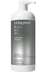 Living Proof Produkte Triple Detox Shampoo Haarshampoo 1000.0 ml