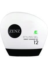 ZENZ Organic No.12 Styling Gel Sweet Orange 130 ml