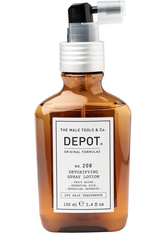DEPOT 208 Detoxifying Spray Lotion 100 ml
