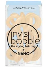 invisibobble The Styling Hair Ring 3 Pack NANO To Be or Nude to Be