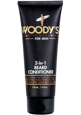 Woody's Herrenpflege Bartpflege Beard 2 in 1 Conditioner 118 ml