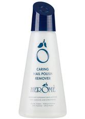 Herôme Cosmetics Caring Nail Polish Remover Nagellackentferner 120 ml No_Color