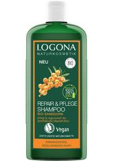 Logona Shampoo Repair & Pflege - Shampoo 250ml Haarshampoo 250.0 ml