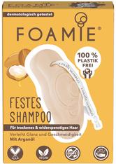 Foamie Festes Shampoo Kiss Me Argan 80 g