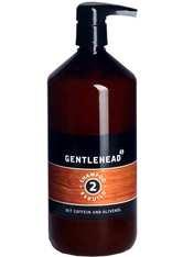 GENTLEHEAD - Gentlehead Produkte Gentlehead Produkte Rebuild Shampoo Bartpflege 1000.0 ml - Shampoo