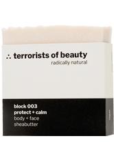Terrorists Of Beauty Produkte Block Protect + Calm White Duschgel 1.0 pieces