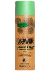 ÜBERWOOD - ÜBERWOOD Vital Shampoo & Duschgel 200 ml - SHAMPOO & CONDITIONER