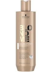 Schwarzkopf Professional All Blondes DETOX All Blondes Detox Shampoo Haarshampoo 300.0 ml