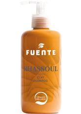 Fuente Haarpflege Natural Hair Shampoo Rhassoul Mousse Shampoo 150 ml