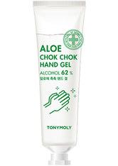 TONYMOLY 62% Alcohol Aloe Chok Chok Hand Gel 30ml