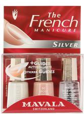 MAVALA - Mavala French Manicure Silver, Set, keine Angabe - Nagellack
