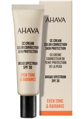 AHAVA Gesichtscreme Mineral Radiance CC Cream SPF 30 BB Cream 30.0 ml