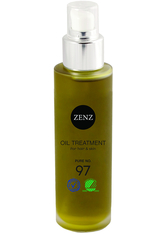 ZENZ - ZENZ Organic No.97 Oil Treatment Pure 100 ml - HAARÖL