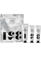 Verso Skincare Travel Kit  Gesichtspflegeset  1 Stk