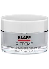 Klapp X-Treme Hydra Complete Cream-Gel 50 ml Gesichtscreme