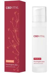 CBD VITAL Premium Feuchtigkeit Plus Gesichtsfluid 50 ml
