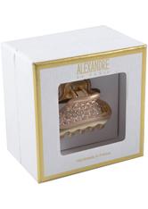 Alexandre de Paris Pince Vendôme 3,8 cm Champagner-Gold Haarspangen  1 Stk