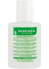 Mavala Crystal, Nagellackentferner, 100 ml, transparent