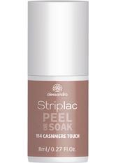 Alessandro Striplac Peel or Soak Nagellack 8 ml Nr. 114 - Cashmere Touch
