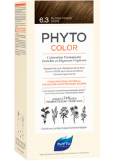 Phyto Phytocolor 6.3 Dark Goldblond Pflanzliche Coloration