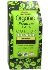 AMARANTUS - Radico Colour Me Organic Hellbraun 100 g - HAARFARBE
