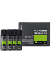 GOLDWELL - Goldwell Men ReShade Grey Blending Power Shot 5CA Cool Asch-Hellbraun, Packung mit 4 x 20 ml - Tönung