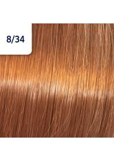 Wella Professionals Koleston Perfect Me+ Vibrant Reds Farbcreme 60 ml / 8/34 Hellblond Gold