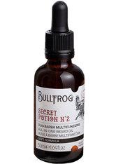 Bullfrog All-in-One Beard Oil Secret Potion N.2 50 ml Bartöl