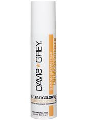 DAVIS GREY - Davis Grey Legend Colors Conditioner Suntan Brown LIGHT 200 ml - CONDITIONER & KUR