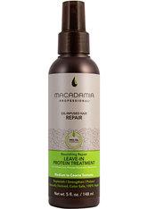 Macadamia Leave-in Pflege Nourishing Repair Leave-In Protein Treatment Haarkur 148.0 ml