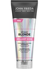 JOHN FRIEDA Sheer Blonde Brilliant Shine Haarshampoo  250 ml