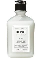 DEPOT - DEPOT 501 Moisturizing & Clarifying Beard Shampoo 250 ml - BARTPFLEGE