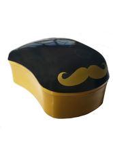 Dessata Barber Brush black/gold Bartbürste