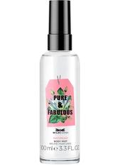 WILD GARDEN - Wild Garden Pure & Fabulous Waterlily Body Mist 100 ml - BODYSPRAY