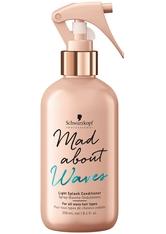 Schwarzkopf Professional Haarpflege Mad About Curls & Waves Mad About Waves Light Splash Conditioner 250 ml