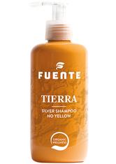 Fuente Tierra Silver Shampoo No Yellow 250 ml