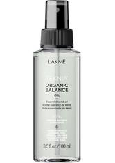 Lakmé Organic Balance Teknia  Organic Balance Oil Haaröl 100.0 ml