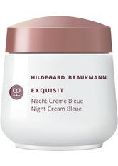 HILDEGARD BRAUKMANN EXQUISIT Nacht Creme Bleue Gesichtscreme 50.0 ml