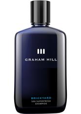 GRAHAM HILL - Graham Hill Brickyard 500 Superfresh Shampoo 250 ml - SHAMPOO
