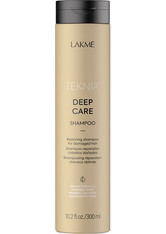 LAKME - Lakme TEKNIA Deep Care Shampoo 300 ml - SHAMPOO & CONDITIONER