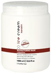 Inebrya Ice Cream Keratin Restructuring Mask 1 Liter