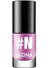 ALCINA Nail Colour  Nagellack  1 Stk Nr. 010 - New York